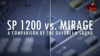 EMU SP1200 vs. Ensoniq Mirage by The Daydream Sound