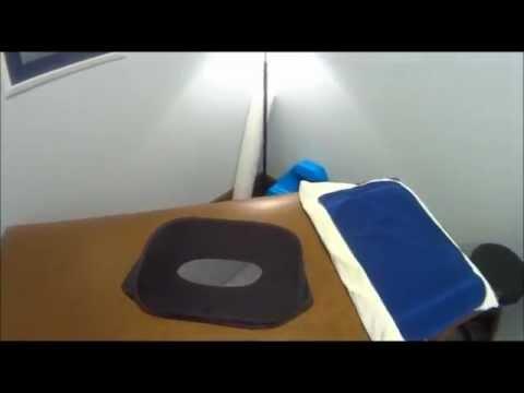 Folding Mirror Box Mirror Box Therapy Youtube