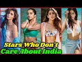 Bollywood Celebrity Who Don't Care About India in This COVID Crisis