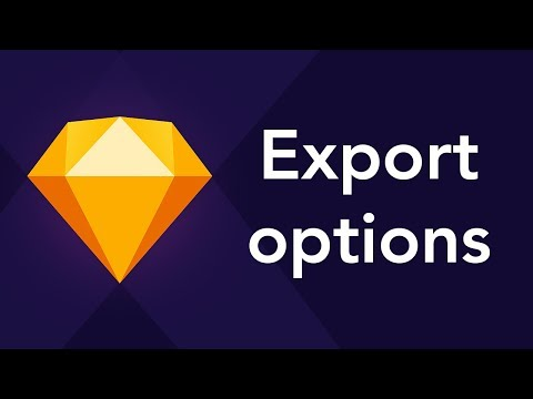 Exporting Assets in Sketch