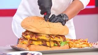 ต้มยำอมรินทร์ จันทร์ 11 พฤศจิกายน  EP.30 : บี วัลวิภา , Chris Steaks & Burgers [SPOT]