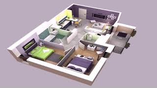 Two Bedroom House Plans Kenya