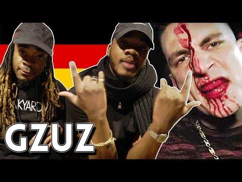 REACTS TO GERMAN RAP Part 1 | GZUZ