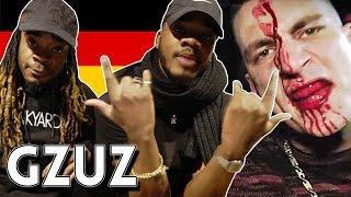 "REACTS TO GERMAN RAP Part 1 | GZUZ ""Was Hast Du Gedacht"" | SNOW BOYZ | YLTV"