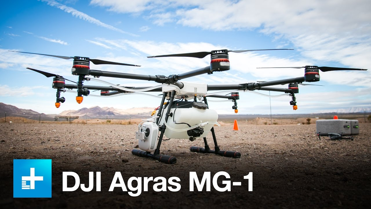 DJI Agras MG-1 Agricultural Drone