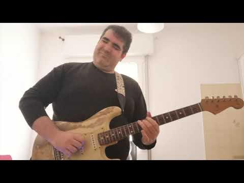Tin Pan Alley(SRV) -Fender Stratocaster Road Worn 60'-Fender Deluxe Reverb amp
