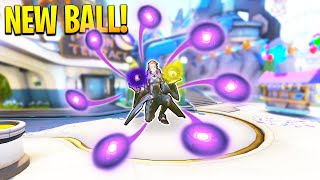 *NEW* Buffed Moira Ball IS INSANE..! - Overwatch 300IQ OP Plays & Craziest Moments Montage