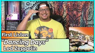 Led Zeppelin - Dancing Days (REACTION//DISCUSSION)
