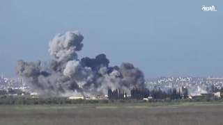 المرصد: استئناف الضربات الجوية على ريف #حلب