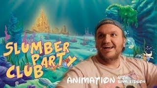 Disney, Nicktoons, and LEGOs w/ Sam Eidson | Slumber Party Club Ep. 3