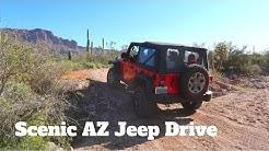 Scenic Arizona Jeep Drive