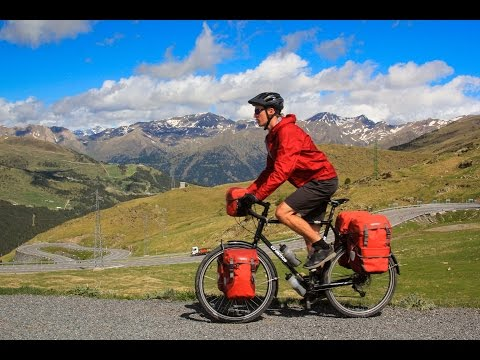 Bicycle Touring in Andorra - Epic Drone Footage
