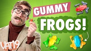 (Sour) Gummy Frogs