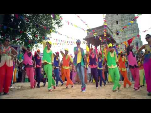 Saravanan Irukka Bayamaen ! Lalaa Kadai Saanthi Song_HD