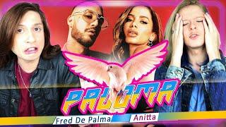 Baixar PALOMA? Reagindo a Anitta feat. Fred De Palma! (Reaction e Comentários)   Acorda, Berenice!