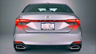New Toyota Avalon 2019 Review, Specs, Interior & Exterior - Auto Mobiles
