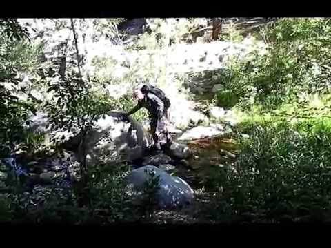 Fifty-seven mile PCT Hike from Hesperia to Big Bear, California
