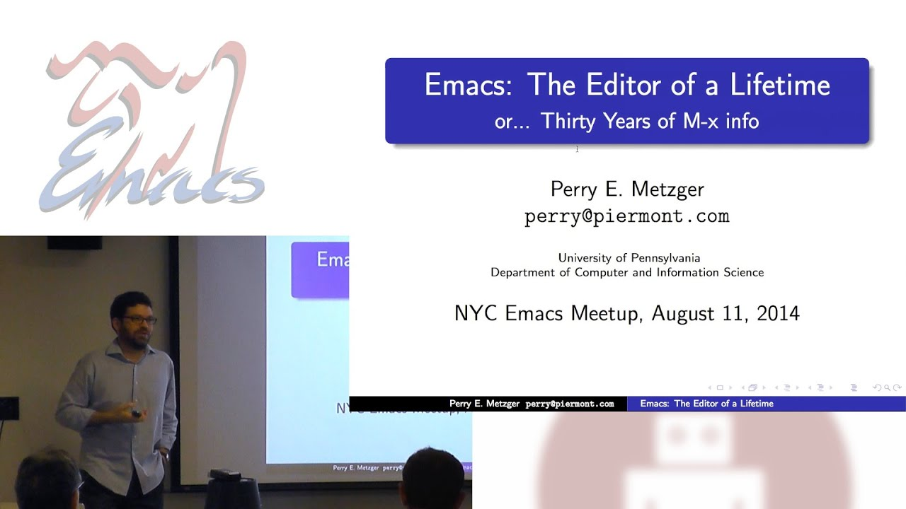 M-x all-things-emacs — EmacsBlog org