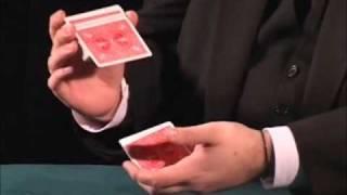 Overhand shuffle by Paul wilson