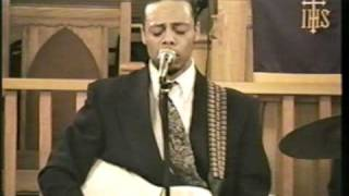Berger Video-Brother Benny  White Jr. in Concert