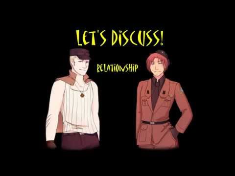 Let's Discuss!: 2P Hetalia (Part 2)