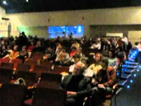 Sligo Academy, Ireland in Erzsébetligeti Theatre, Hungary, 2011