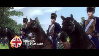 Napoleon: Total War - Imperial Eagle and Heroes of the Napoleonic War unit packs trailer