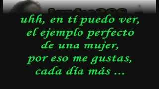 Just The Way You Are (Spanish) - Bruno Mars Ft O´Neill (Letra)