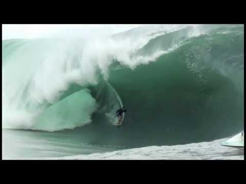 Anthony Walsh at Teahupoo (2) - Ride of...