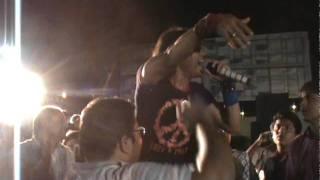 Hassan Jahangir Jugni Live @ Ramada Karachi 9th oct 11