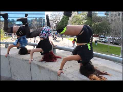 Balance- Portical / Dhq Wiki ft Dhq Pinita & Yanina Vedoya Wine n Kotch