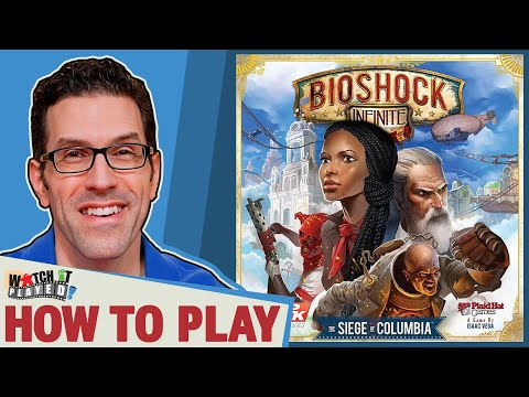 Bioshock Infinite: The Siege Of Columbia - How To Play