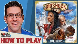 Bioshock Infinite: The Siege Of Columbia - How To Play
