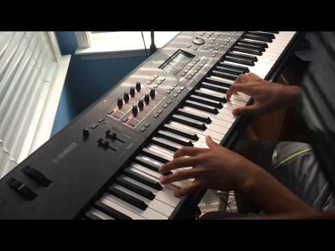 See Me Now - Kanye West Charlie Wilson Beyonce and Big Sean - Piano Cover