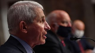 Fauci Hopes to Have Covid Vaccine End of Year