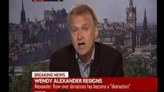 Iain Macwhirter on Wendy