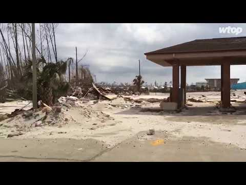 Raw video: Florida's Panama City still recovering 6 months after Hurricane Michael