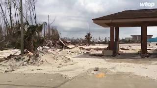 Raw video: Florida's Panama City still recovering 6 months a…