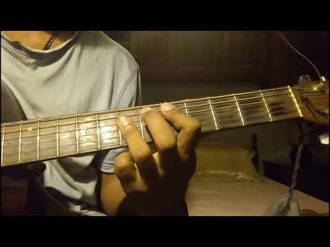 Gypsy women | Aadhi | malayalam movie | guitar intro | chords in description |
