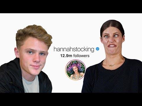 HANNAH STOCKING Comedy Genius (ft. Lele Pons)