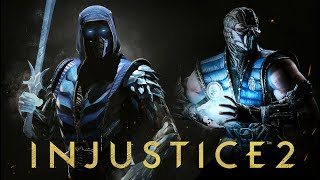 Injustice 2 - Sub-Zero - Grandmaster of The Lin Kuei