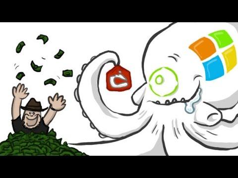 Tschüss Mojang Hallo Microsoft! Microsoft Kauft Endgültig Mojang. War Es Das Jetzt Mit Bukkit 1.8 ?