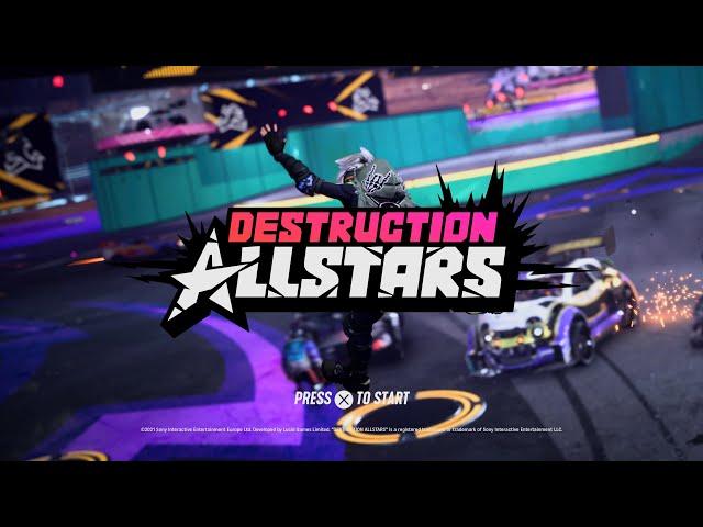 Quick Destruction AllStars Stream