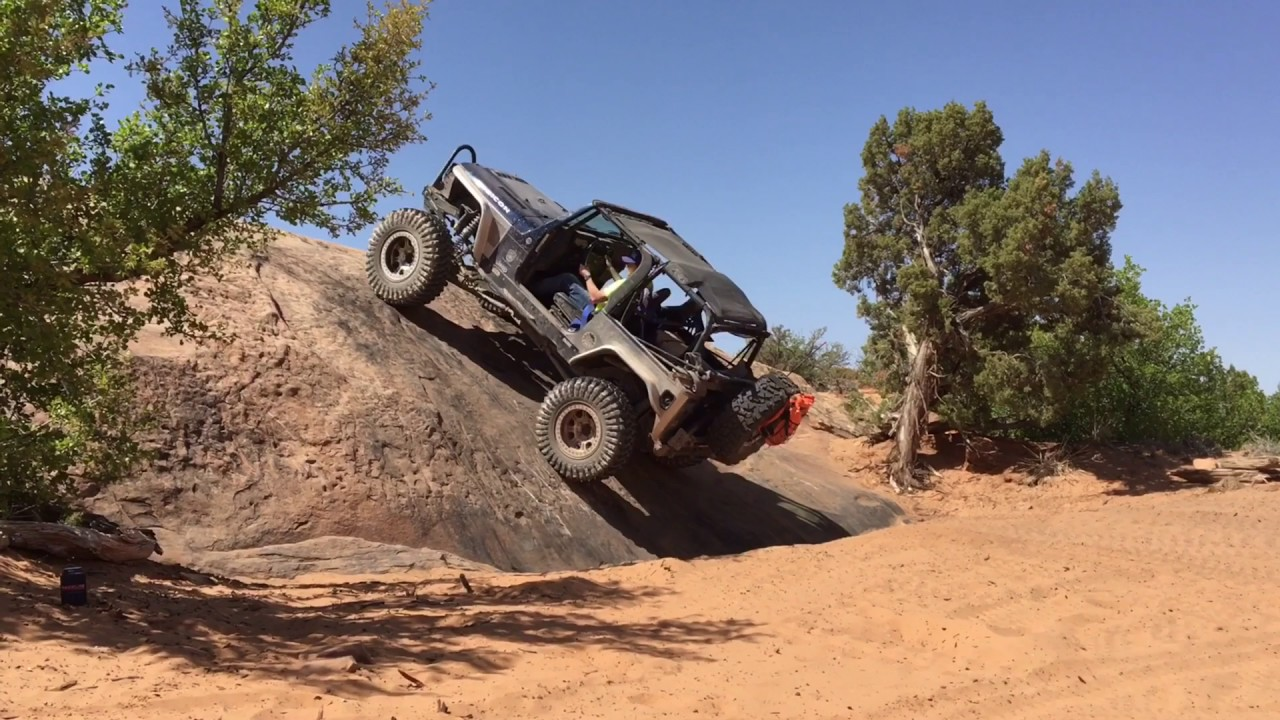 Moab Utah Easter Jeep Safari 2017