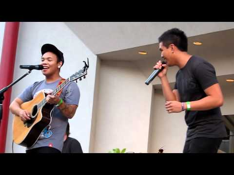 Dreamchasers Concert AJ Rafael & Joseph Vincent - She Was Mine