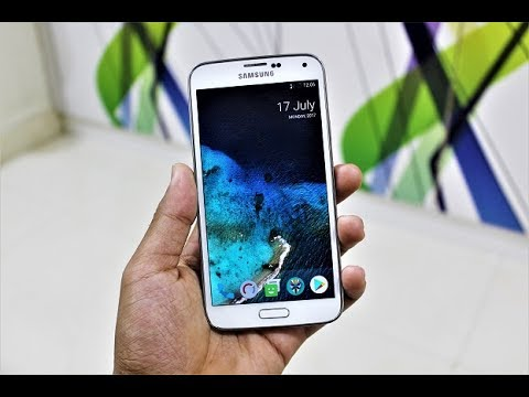 Official Resurrection Remix 5.8.3 On Galaxy S5 [Android 7.1.2]