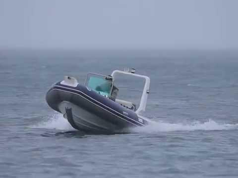 Лодки пвх и лодочные моторы тест лодки Риб ШтормЛайн 490 ShtormLine 490