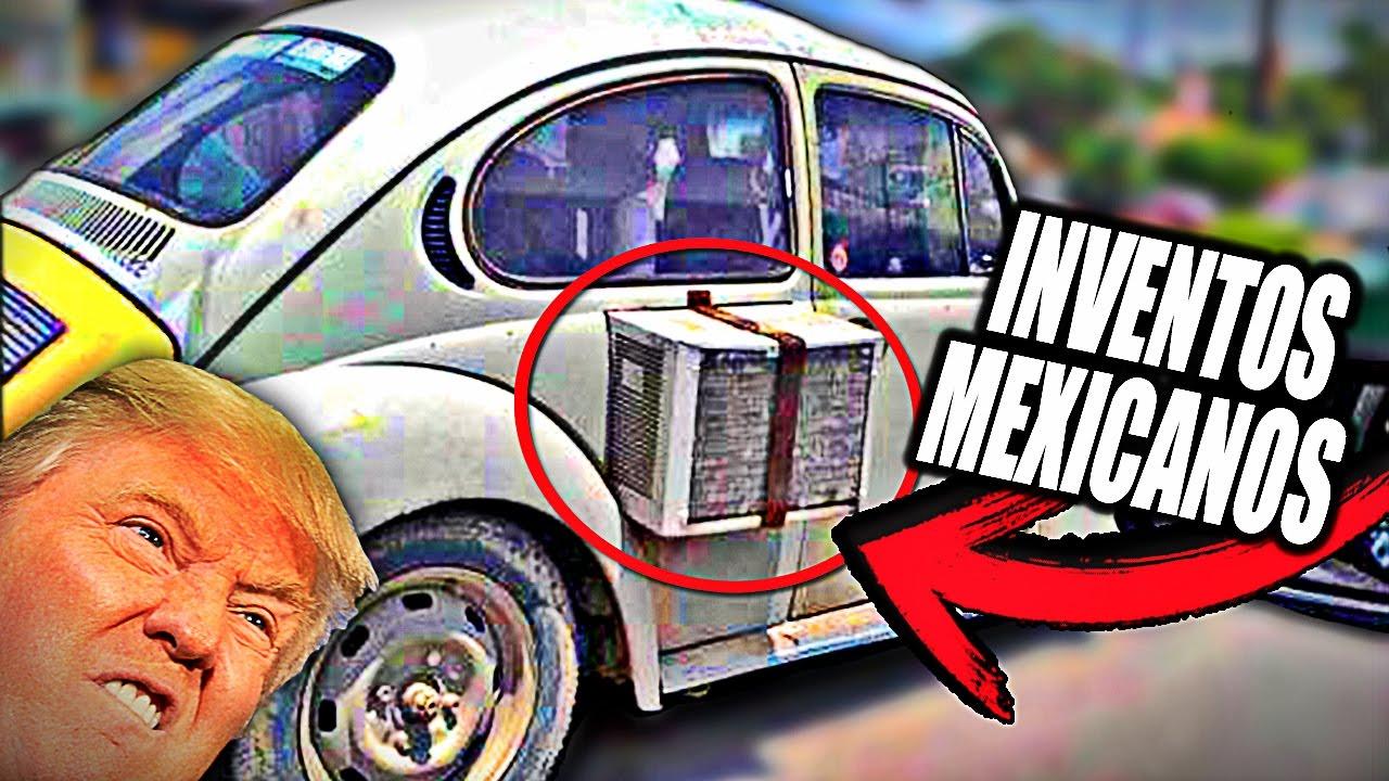 2 inventos mexicanos