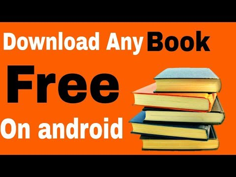 Download Free Any Book In Pdf| How To Download Any Book On Android