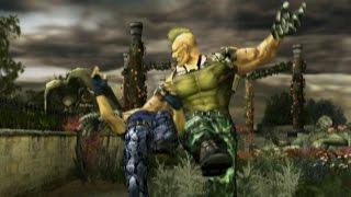 Tekken 5 - Jack-5 with Yoshimitsu's Moves